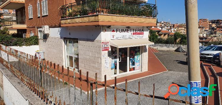 Tor lupara - negozio 2 locali € 650 na202