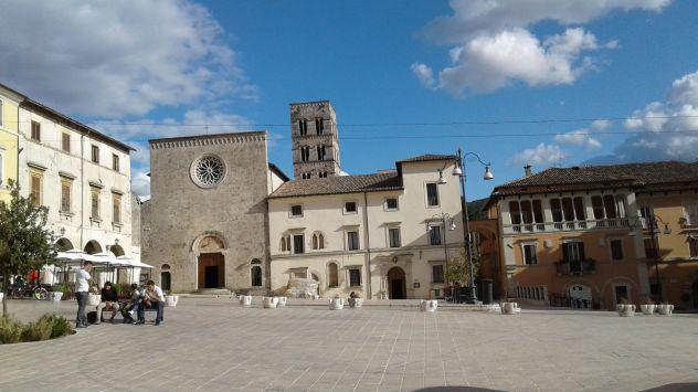 Cittaducale (rieti) - quadrilocale centro storico