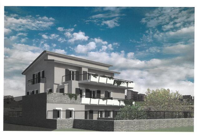 Gregna sant andrea - appartamento 3 locali € 170.000