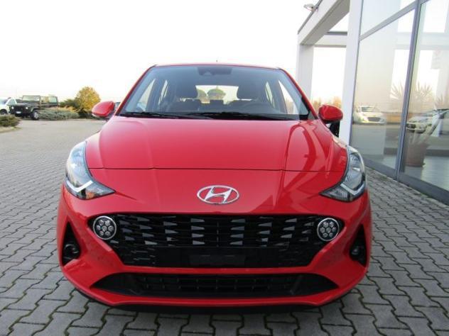 Hyundai i10 1.0 mpi tech nuova! rif. 12791670