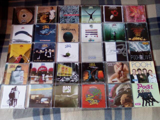Pooh collezione cd