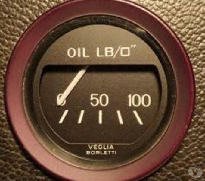 Strumento pressione olio