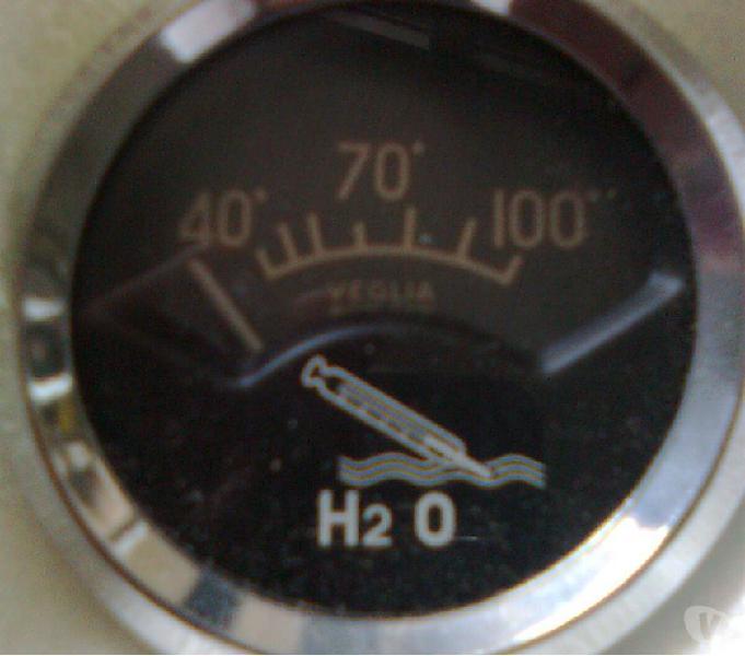 Termometro acqua diametro mm 60