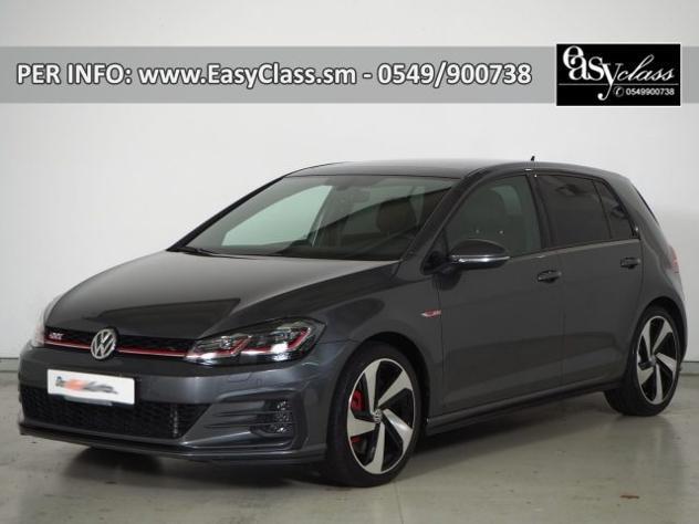 Volkswagen golf gti performance 2.0 245 cv tsi 5p. tetto led