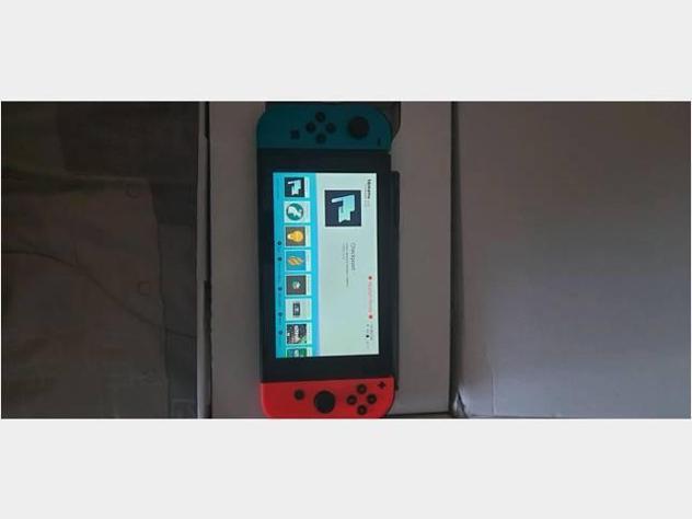 Nintendo switch giochi usato
