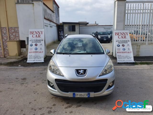 Peugeot 207 benzina in vendita a casoria (napoli)