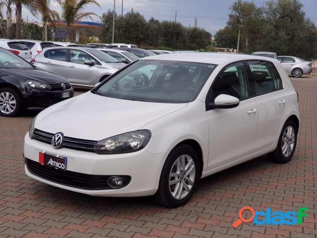 Volkswagen golf diesel in vendita a san michele salentino (brindisi)