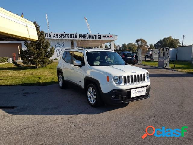 Jeep renegade diesel in vendita a pomezia (roma)