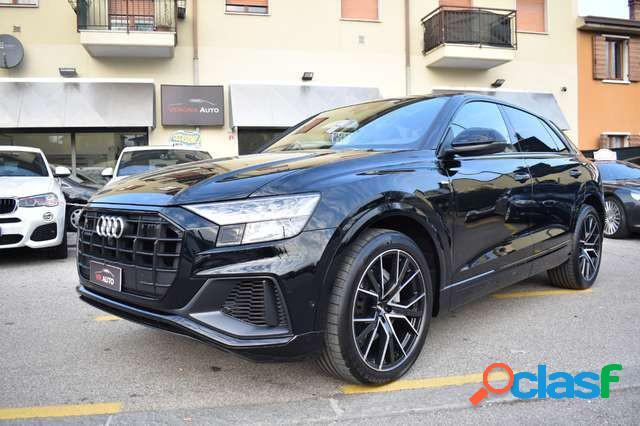 Audi q8 elettrica-diesel in vendita a verona (verona)