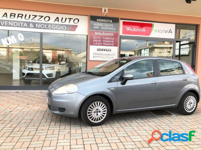 Fiat punto diesel in vendita a silvi (teramo)