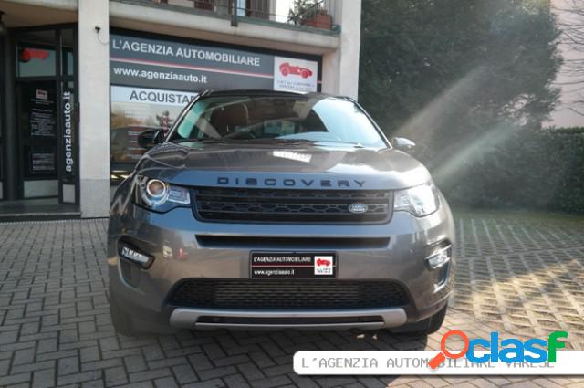 Land rover discovery diesel in vendita a buguggiate (varese)