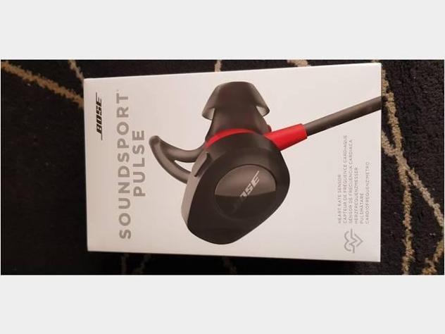 Bose soundsport pulse nuovo