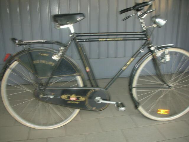 Bicicletta da uomo gold holland nera quasi nuova