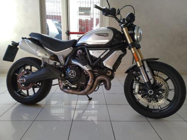 Ducati scrambler 1100 05/2019 km 4800
