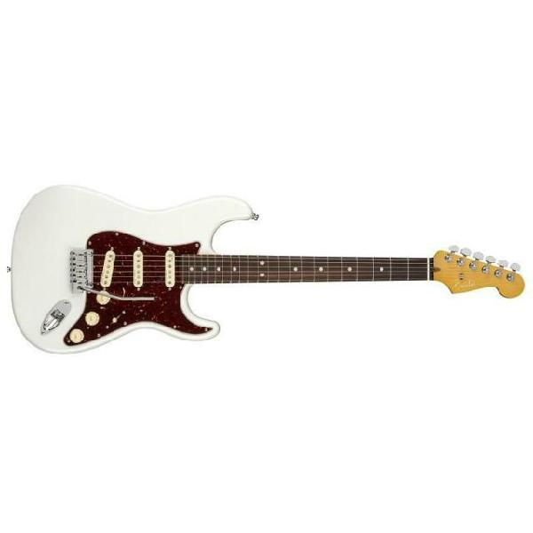 Fender stratocaster american ultra rw apl set up incluso