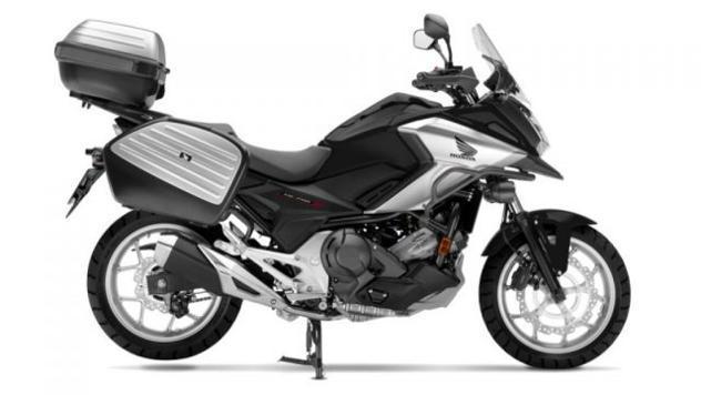 Honda nc750x honda nc750x dct travel edition rif. 10153541