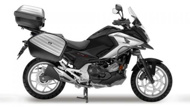 Honda nc750x honda nc750x travel edition rif. 10153538