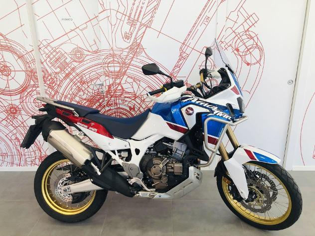 Honda crf1000l africa twin dct adv sport