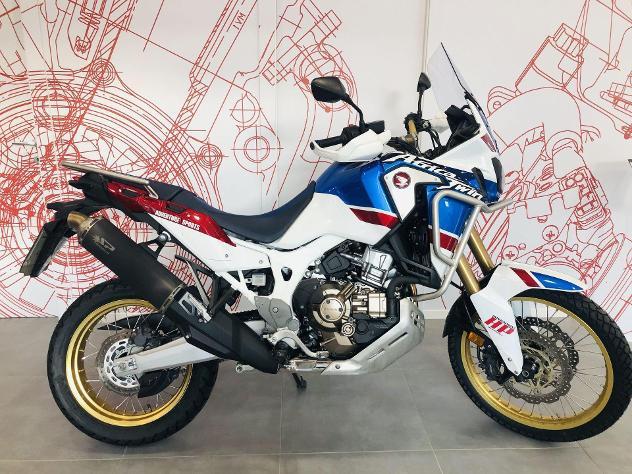 Honda crf1000l africa twin dct adventure sport