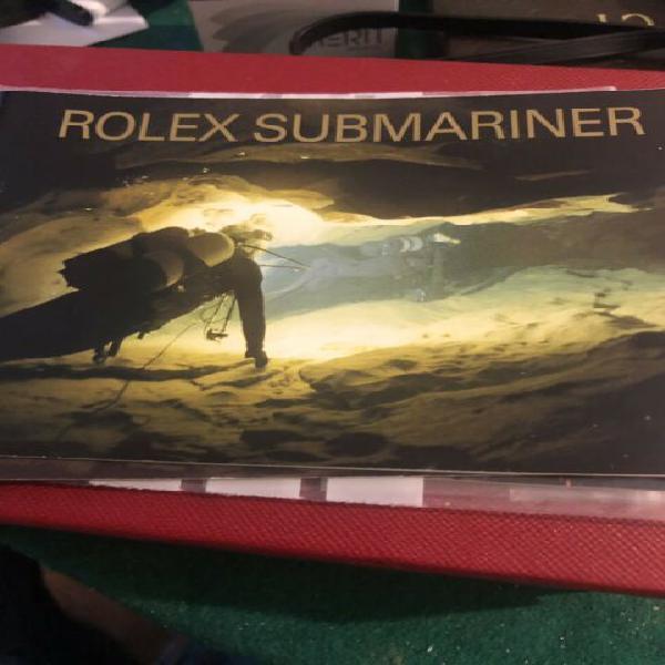 Libretto rolex submariner