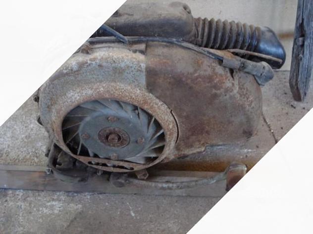 Motori vespa 125-150 - anni 60