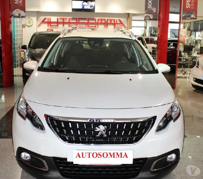 Peugeot 2008 bluehdi 120 allure navigatore full fari led