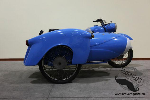 Rara mz 1959 es175 175cc con sidecar duna