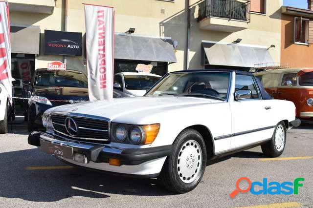 Mercedes classe sl benzina in vendita a verona (verona)