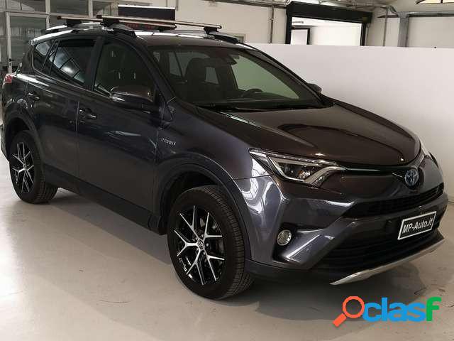 Toyota rav4 elettrica-benzina in vendita a castellanza (varese)