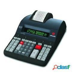 Olivetti - calcolatrice - da tavolo - logos904t (unità vendita 1 pz.)