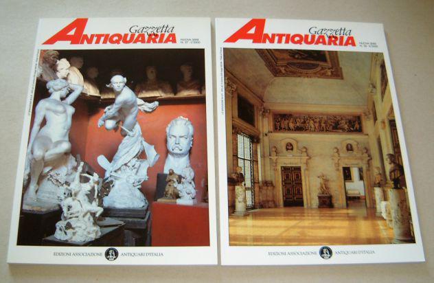 Gazzetta antiquaria - annata 2000