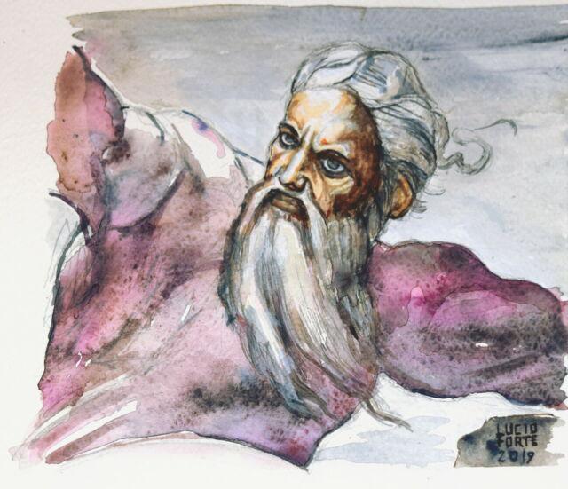 Lezioni di disegno e pittura astratta e figurativa a milano