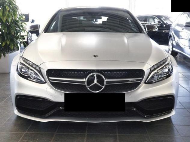 Mercedes-benz c 63 amg coupé rif. 13010441