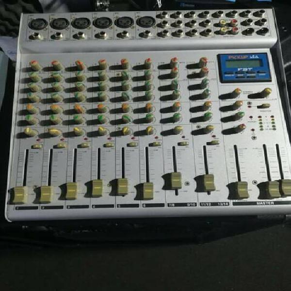 Mixer fbt pk14 a