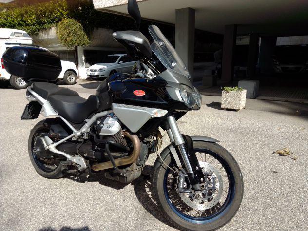Moto guzzi stelvio 1200 4v – prima serie 2008/2011 - unico