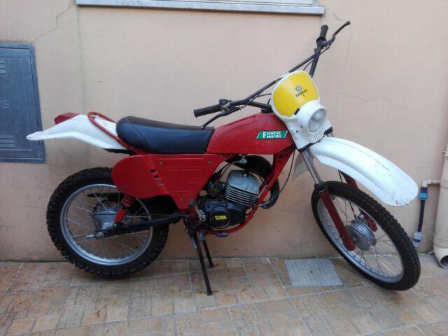 Moto cabalero motore minarelli 6 marce