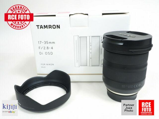 Tamron 17-35 f2.8-4 di osd (nikon)