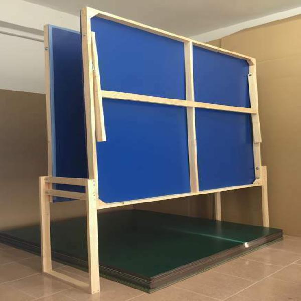 Tavolo ping pong outdoor pieghevole regolamentari fai da te