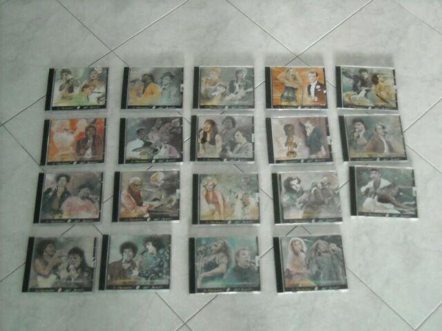 Collezione completa 19 cd le canzoni del secolo de