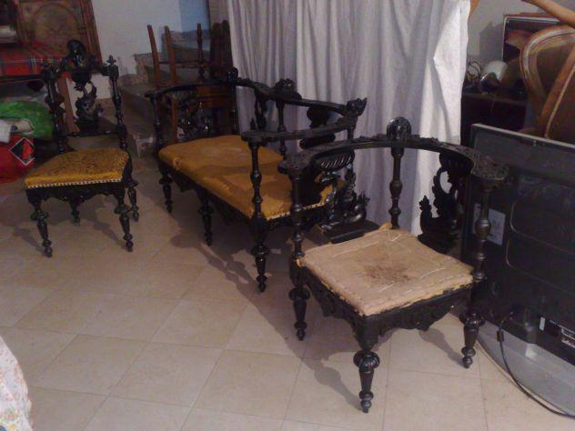 Divano poltrone sedie