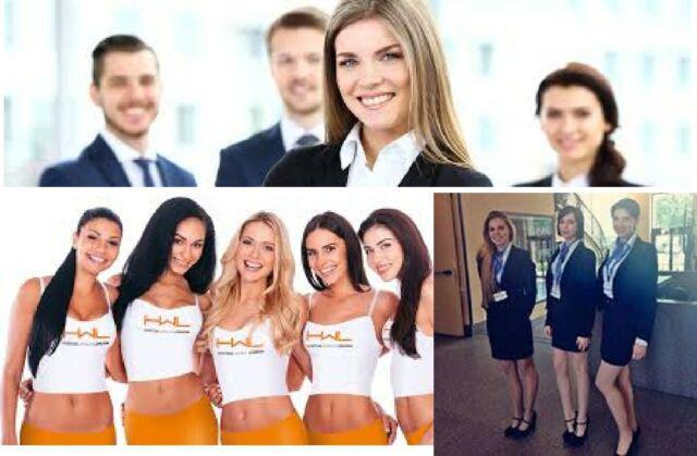 Manager informatico cerca hostess