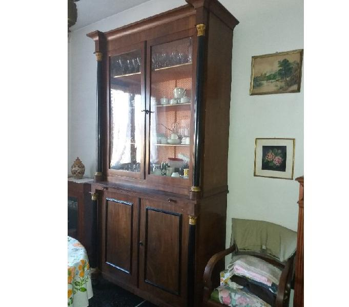 Mobili sala stile impero epoca 1800