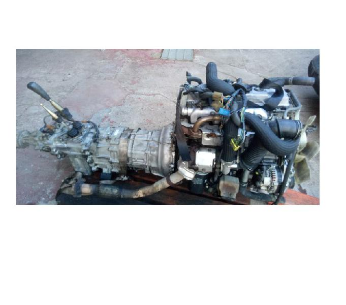 Motore mitsubishi pajero gls 2.8 td 4m40 anno 98