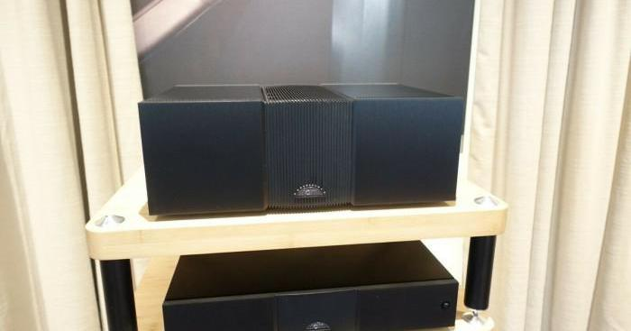 Naim nap500 power amplifier