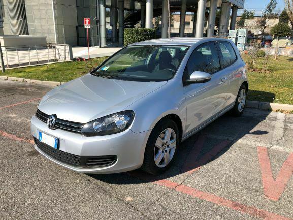 Volkswagen golf 6 1.4 tsi dsg 122 cv comfortline