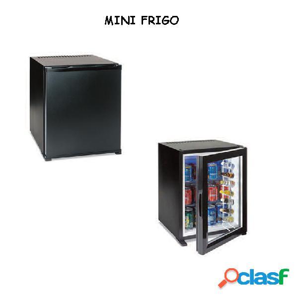 Mini Frigo per Hotel 30 Litri Vama Minibar Top A Nero
