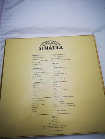 Cofanetto 33 giri sinatra the reprise years