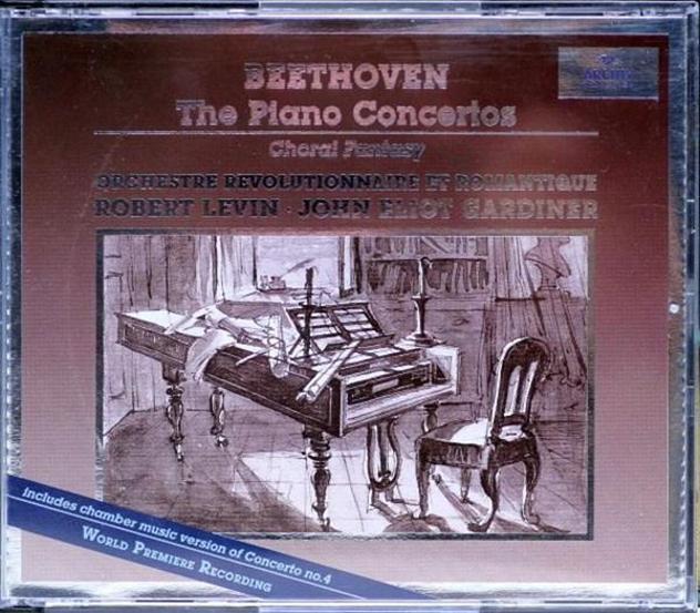 Ludwig van beethoven orchestre révolutionnaire et