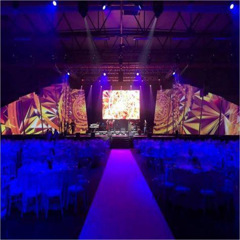 Master in management eventi moda & spettacolo - roma