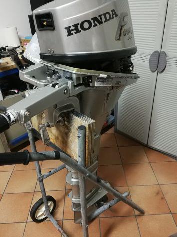 Motore honda 15 cv 4t gambo extralungo